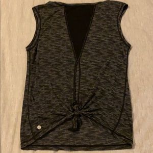 Zella Burnout Muscle Shirt